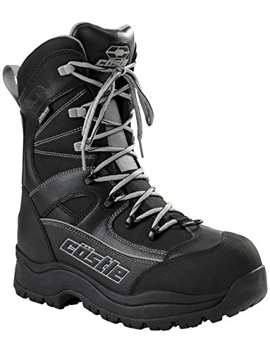 Castle X Force 2 Mens Snowmobile Boot - Gray - 11