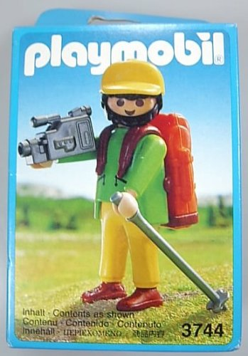 PLAYMOBIL® 3744 - Wanderer mit Kamera