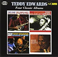 T. Edwards - Four Classic Albums (import)