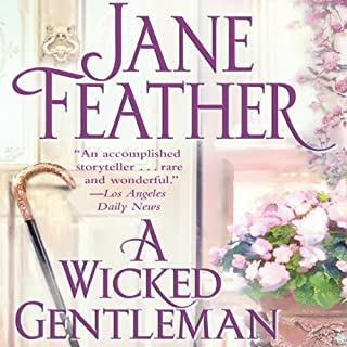 A Wicked Gentleman audiobook cover art
