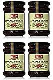 Felix Lingonberries - 10 Ounces (Pack of 4)