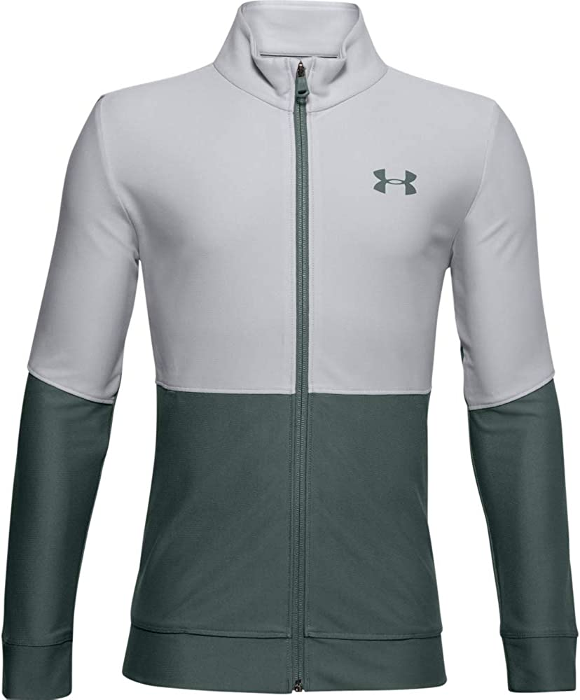 Under Armour boys Prototype Full Zip