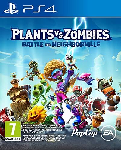 Plants vs Zombies : La bataille de Neighborville pour PS4 [Edizione: Francia]