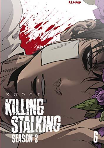 Killing stalking. Season 3. Con box vuoto (Vol. 6)