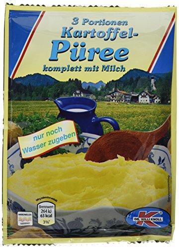 Knoll Kartoffeln, 18er Pack (18 x 100 g)