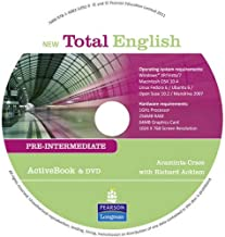 New Total English Pre Intermediate Active Book for Pack