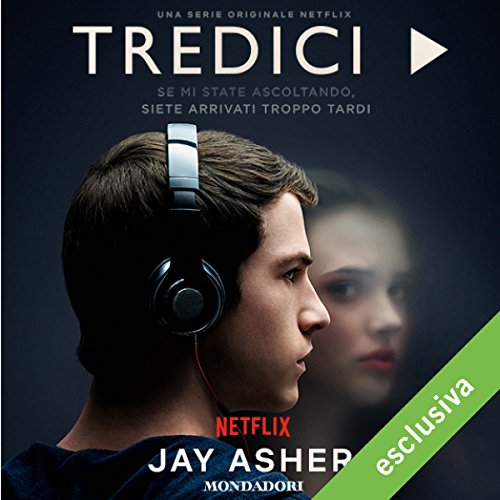 Tredici audiobook cover art