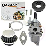 QAZAKY Carburetor Air Filter Compatible with...