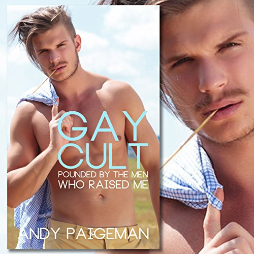Gay Cult audiobook cover art