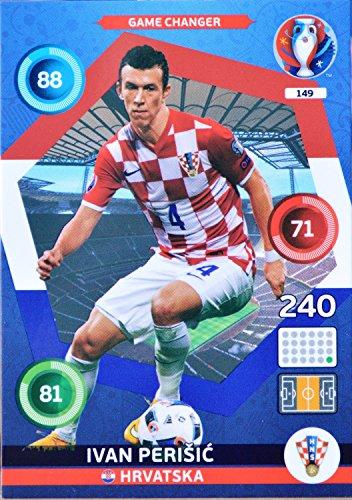 carte PANINI EURO 2016 #149 Ivan Perisic