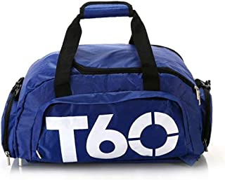 Polyester Duffle Bag For Boys,Blue - Travel Duffle Bags