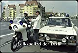 Schatzmix Volkspolizei der DDR Metallschild Wanddeko 20x30 tin Sign Blechschild, Blech, Mehrfarbig, 20x30 cm