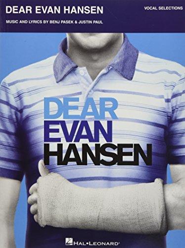 Dear Evan Hansen: Vocal Selections - Piano, Vocal and Guitar Chords