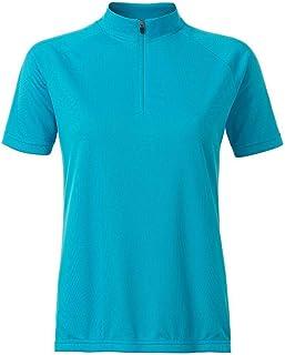 James and Nicholson Womens/Ladies Bike T-Shirt