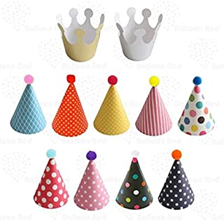 Best polka dot party hat Reviews