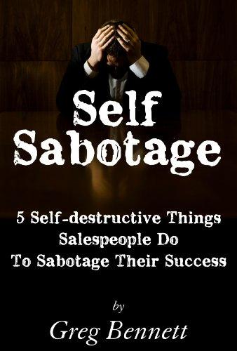 Self Sabotage (English Edition)