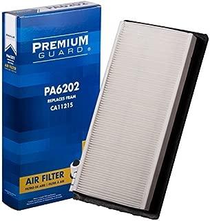 Fits 2015 /& 2013-2004 Mazda 3; 2015 2010-2009 Mazda 3 Sport; 2017-2012 /& 2010-2006 Mazda 5 Premium Guard Air Filter PA4688 2013-2012