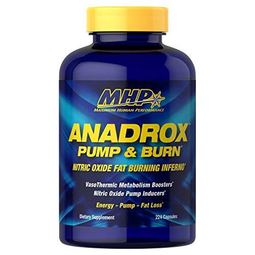SPORTS NUTRITION SOURCE MHP Anadrox Tab Energie, Pumpe und Fettabbau, 224 g