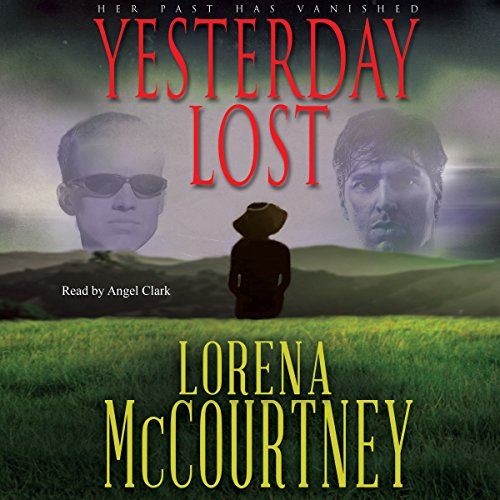 Yesterday Lost audiobook cover art