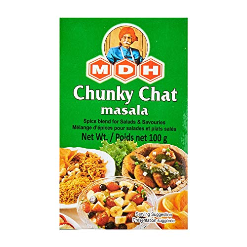 MDH Chunky Chat Masala - 3.5oz (100g)