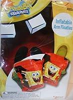 Spongebob SQUARePANTS INFLATABLE ARM FLOATIES - Spongebob Arm Floaties by SpongeBob SquarePants [並行輸入品]