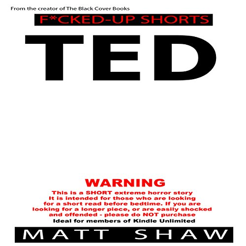 Ted audiobook cover art