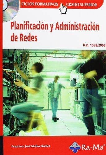 Planificación y Administración de Redes (GRADO SUP.)-