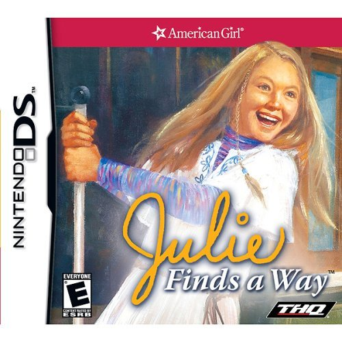 American Girl: Julie Finds a Way - Nintendo DS by THQ