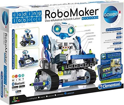 Unbekannt Clementoni RoboMaker Starter
