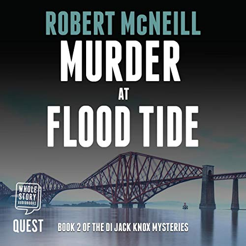 Murder at Flood Tide cover art