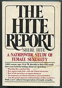 The Hite Report  A Nationwide Study on Female Sexuality