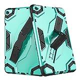 Tablet Case Haute Qualité Cas de comprimé pour iPad Mini 4, TPU + PC Couvercle de protection...