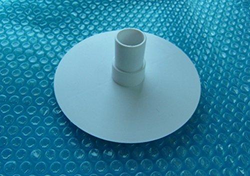 Skim Vac, Bodenreinigeranschlußplatte für Mini-Skimmer