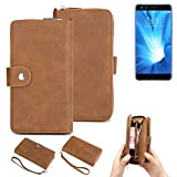 K-S-Trade® 2in1 Mobile Phone Wallet Case For Nubia Z17