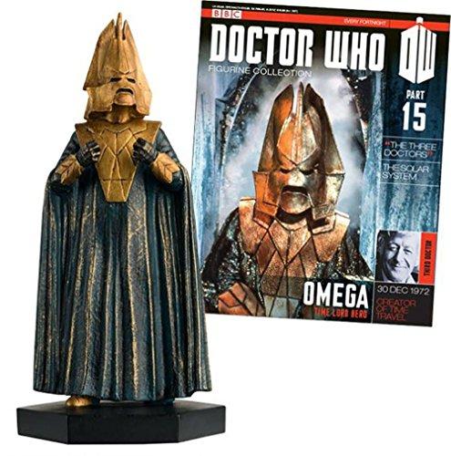 doctor who omega figure - 2