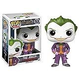 QToys Funko Pop! DC: The Arkham Asylum #53 The Joker Chibi...