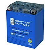 Mighty Max Battery YTX14AH-BS Gel Battery for Kawasaki KAF400, Mule 600, 610 2014-2016 Brand Product
