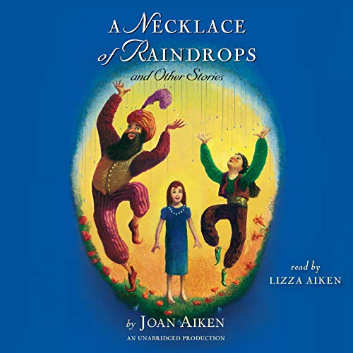 A Necklace of Raindrops audiobook cover art