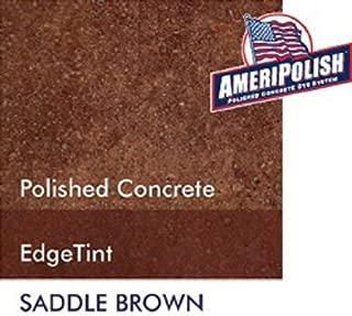 Ameripolish Dye Classic Solvent Based Concrete Dyes (1 Gallon, Saddle Brown)