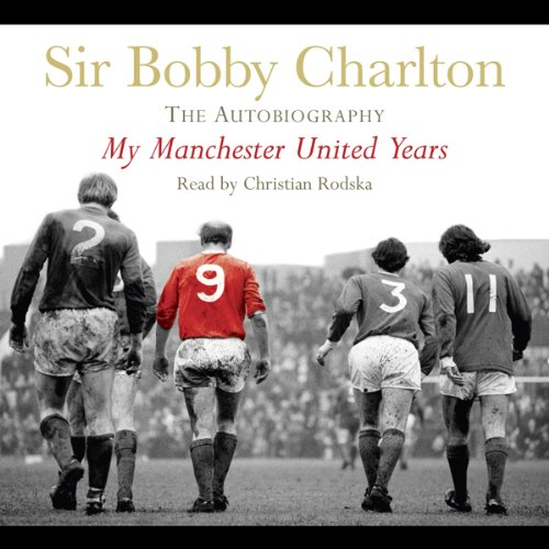 My Manchester United Years audiobook cover art