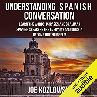 Understanding Spanish Conversation cover art
