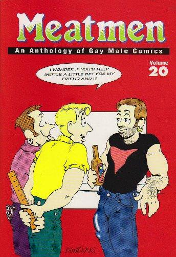 Meatmen No 20: An Anthology of Gay Male Comics: v. 20 (Meatmen Series)