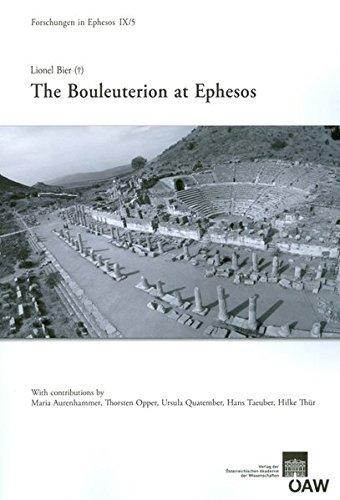 The Bouleuterion at Ephesos