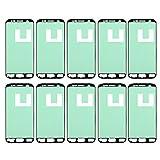 LICHONGGUI 10 Piezas for Adhesivo de cáscara Frontal Samsung Compatible con Samsung Galaxy S7 / G930