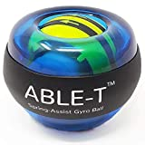 ABLE-T Gyro Ball, NO PULLSTRING Needed, endorsed by a Certified Occupational Therapist (OTR/L)…
