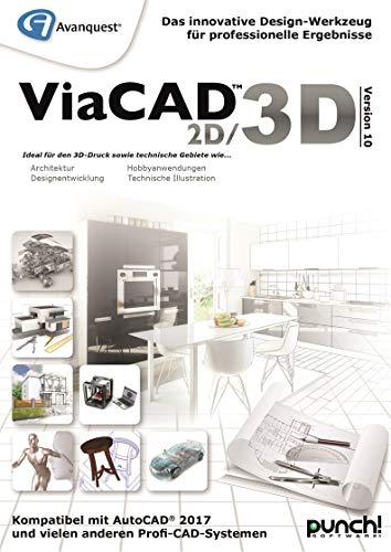 ViaCAD 2D/3D 10 WIN - PKC