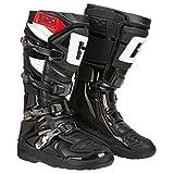 Gaerne Botas de motocross GX-1 EVO negro, Negro , 43 EU