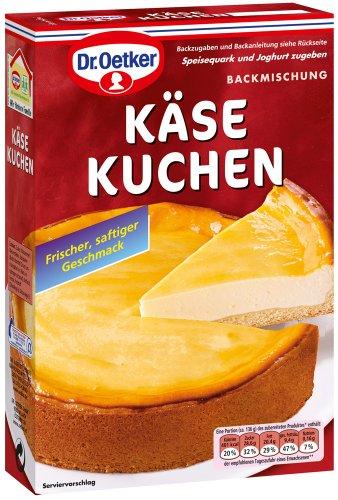 Dr. Oetker Käsekuchen, 4er Pack (4 x 570 g)