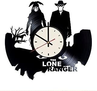 lone ranger clock