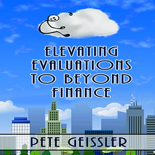 Elevating Evaluations to Beyond Finance audiobook cover art